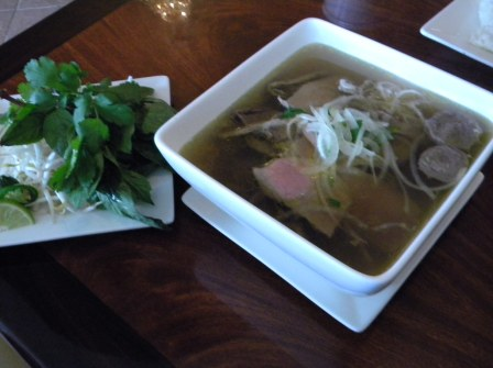Hung Cuong: Special Pho