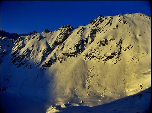 hatcher pass talkeetna mountains