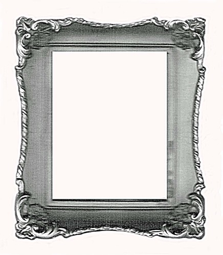 Printable Portrait Frame | gigglepotamus