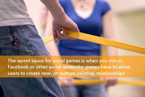 Keys to a successful social games by maurizio nasi, on Flickr