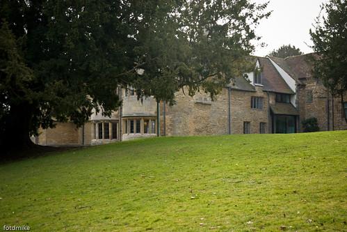 Rushden Hall, Northants _G103610
