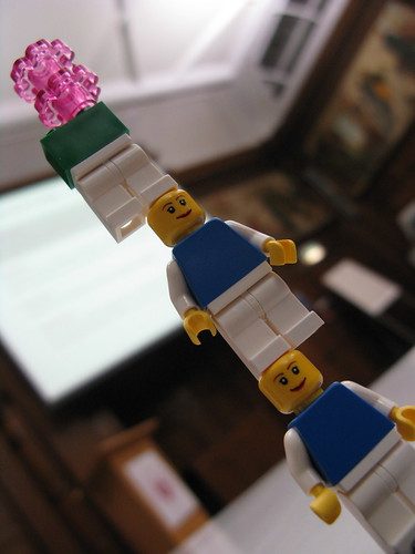 Media Theory in Lego