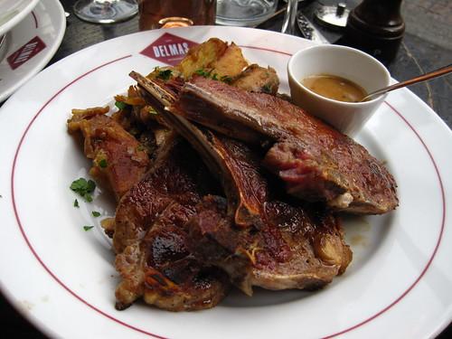 Delmas Lamb Chops