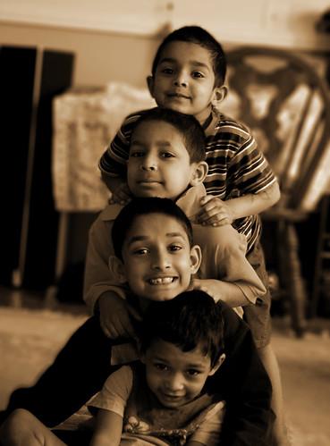 365-90 The 4 boysketeers