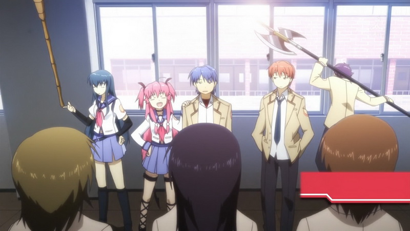 Angel Beats! Episode04 - 18