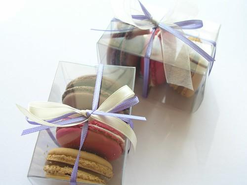 Macaron Birthday Favour II