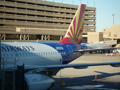 US Airways Arizona Plane