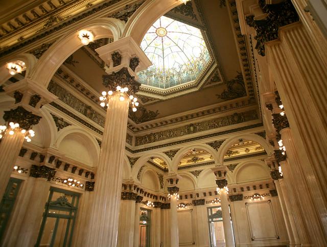 Cupula del Teatro Colon