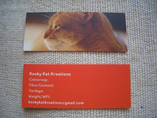 Kooky Kat Kreations Mini Moo Cards