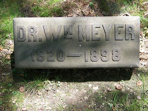Dr. William Meyer