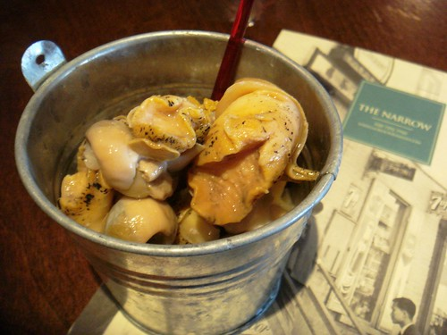 The Narrow - Pickled Whelks £2.00