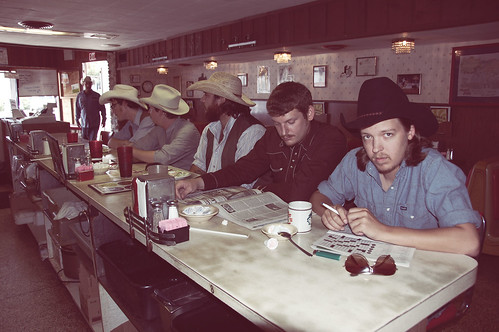 Mike and The Moonpies Photoshoot 2010