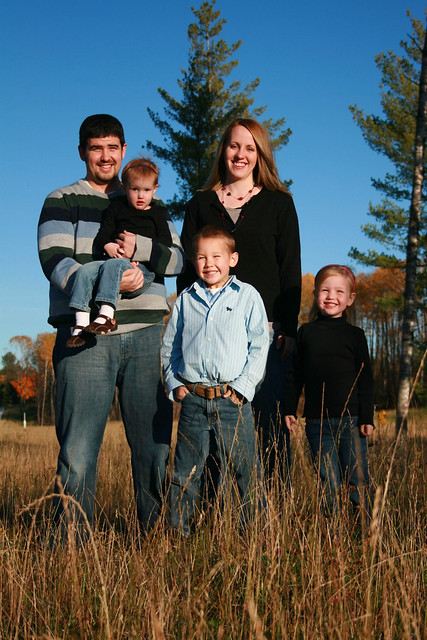 1 Klous family 1 color