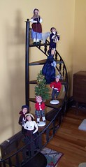 Staircase Stand
