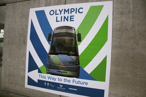 Olympic Line Opening Day