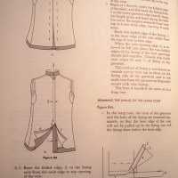 Less-Stress Lining Technique in Pictures