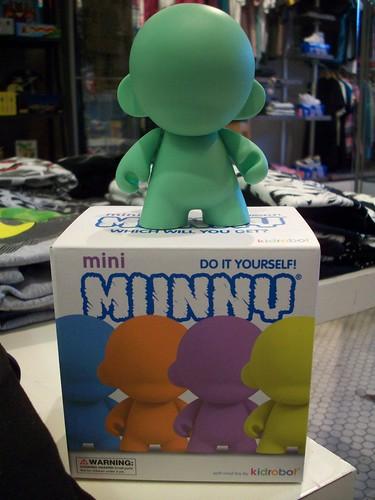 mini munny rainbow kidrobot