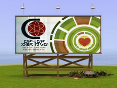Traffic Signs and Billboards for your Sims 3 Lots