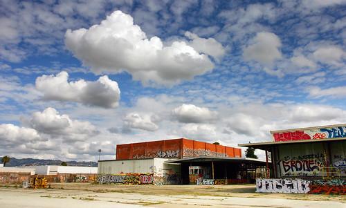 Photo of graffiti by Steve Rotman