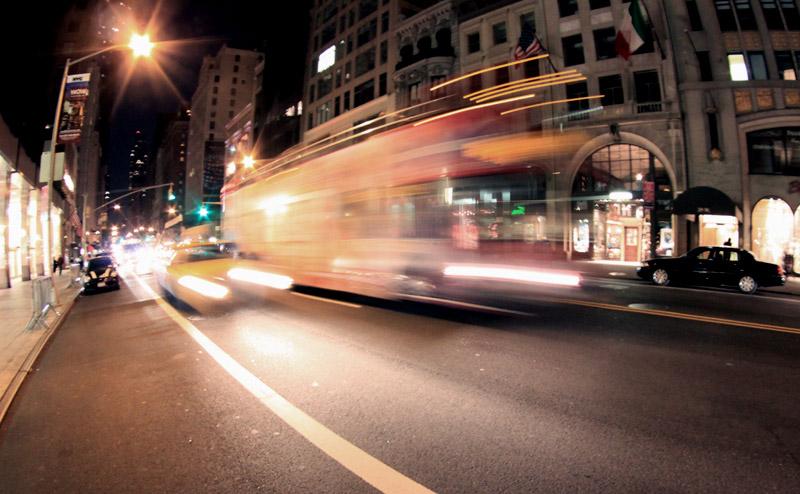 Blur Bus