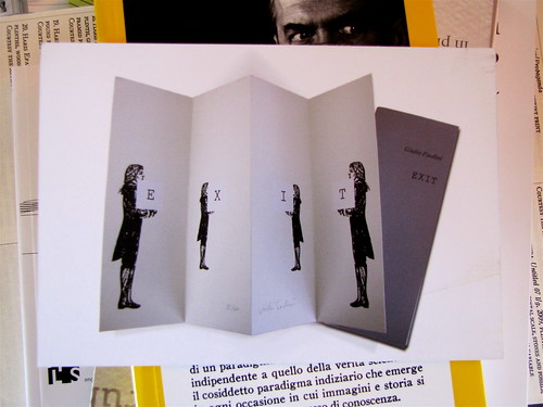 (THE IMPOSSIBLE LIBRARY, Salone del Libro TO 010)