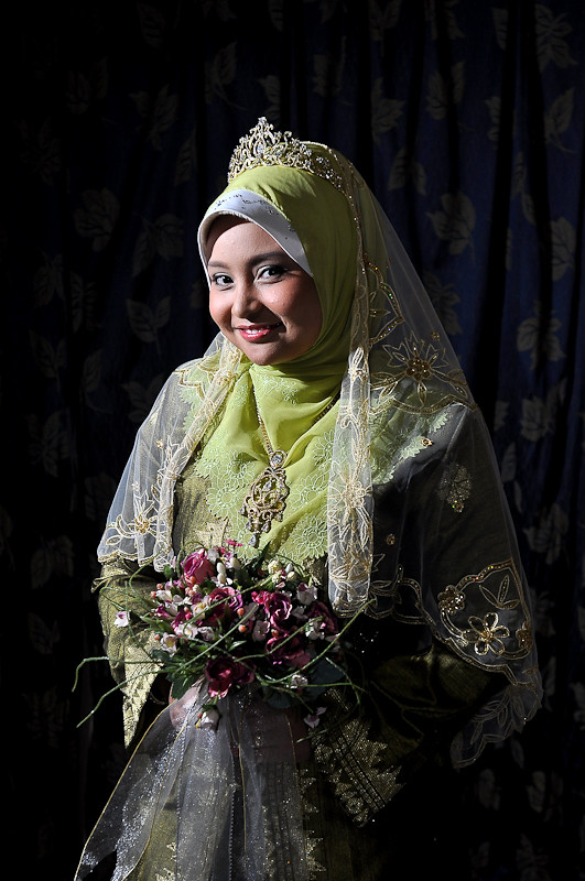 Azam+Ku ShairahReception-110