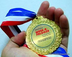 Electrolux Amazing Race Medal