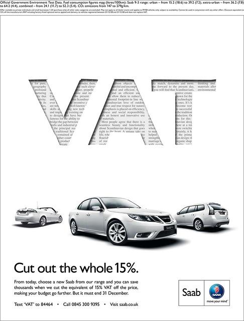 Saab VAT 001