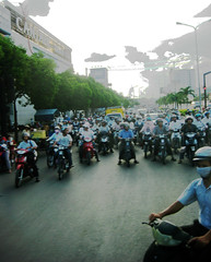 stop light (ho chi minh city)