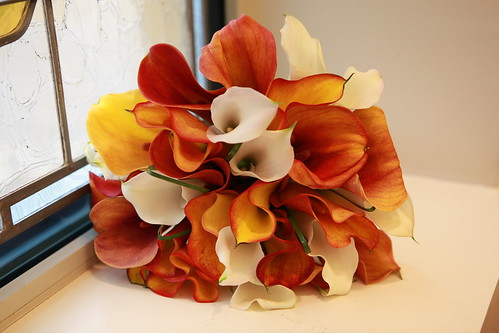 Bridal Bouquet by Crystal Orchid