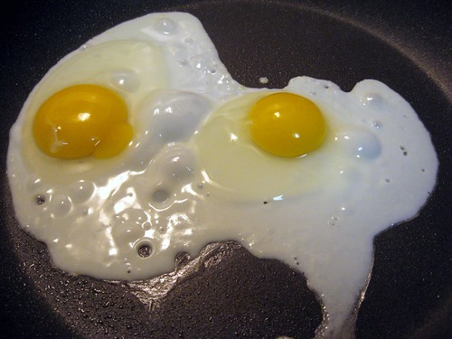 Fried Eggs...