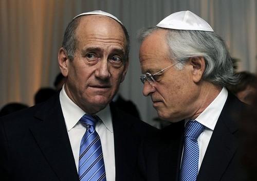 MIDEAST-ISRAEL-POLITICS-OLMERT