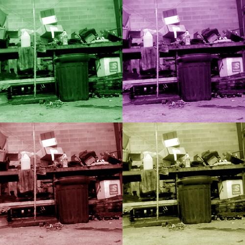MMX 047 Garbage