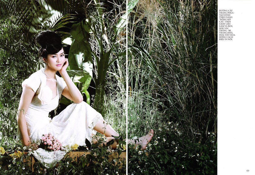 nguoi dep va hoa 3