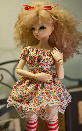 Lenka flower dress