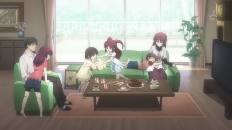 Angel Beats! Episode 02 - 12