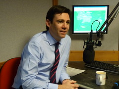Andy Burnham on brmb