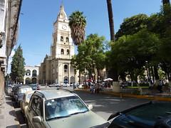 Plaza Cochabamba Bolivia