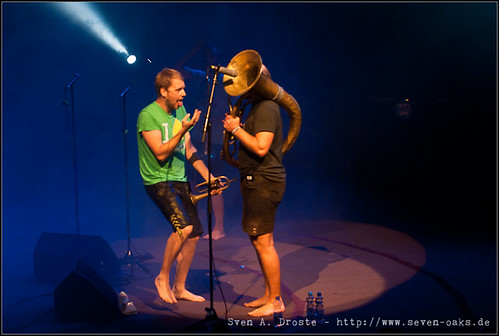 Stefan Dettl  & Andreas Hofmeir / LaBrassBanda