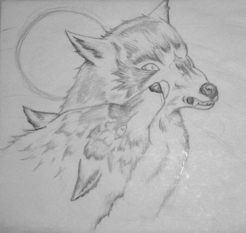 Wolves-Sketches