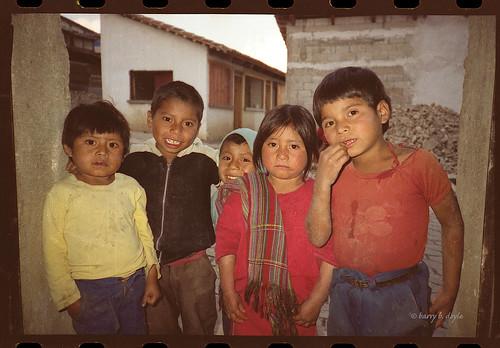 Chajul kids