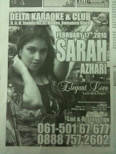 Advertisement in Serambi, 16 Feb 2010, p.3