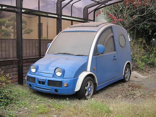 Ghibli car