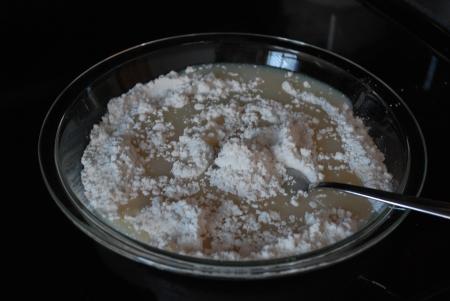 crust mixing