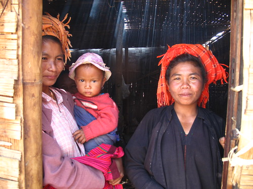 Pa-O Villagers