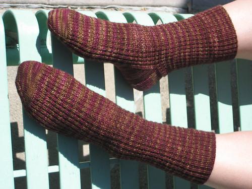 longjohn socks