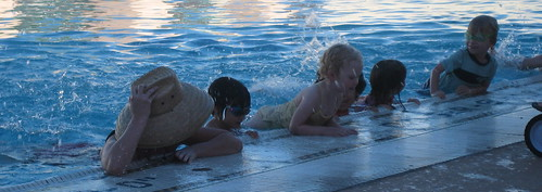 First Swim Class