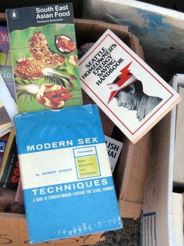 Trio of books
