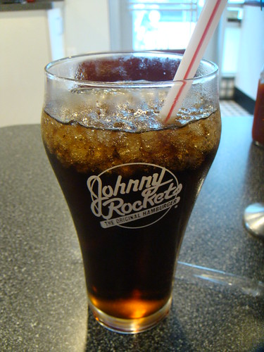 Johnny Rockets - Coke