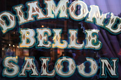 The Diamond Belle Saloon